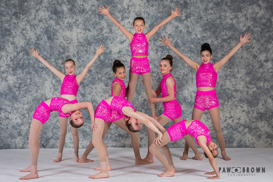 Acro Dance Classes Calgary