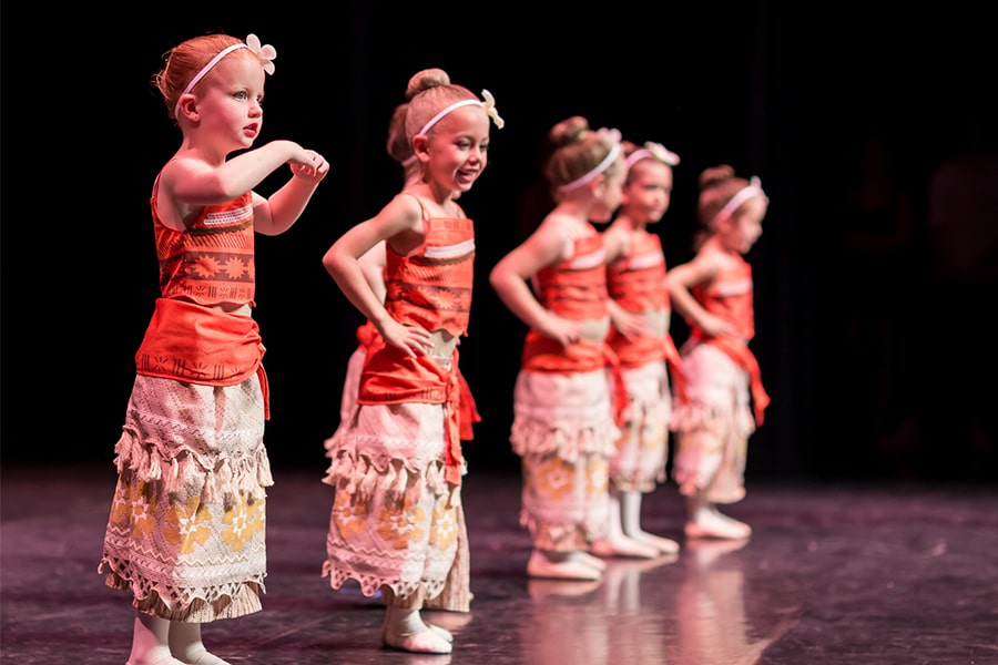 preschool dance program